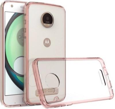 XOLDA Back Cover for Motorola Moto E4 Plus Gold