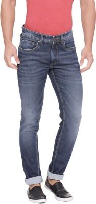 Basics Slim Men Light Blue Jeans
