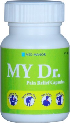 MY Dr. Capsules (Pack Of 2) Capsules(30 Patches)