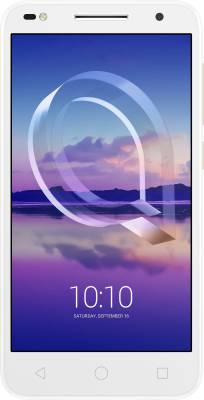 Alcatel U5 HD (Metallic Gold, 16 GB)