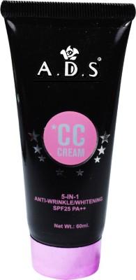 ADS Natural White Skin Beauty 5in1 CC Cream-A1678-03(60 ml)
