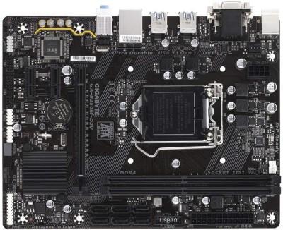 Gigabyte GA-B250M-D2V Motherboard