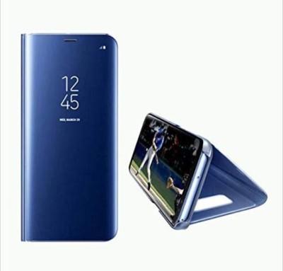 Vibhar Flip Cover for Samsung Galaxy C9 Pro Blue