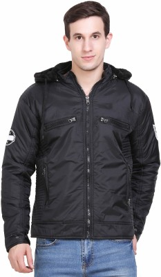 czech Full Sleeve Solid Men Jacket