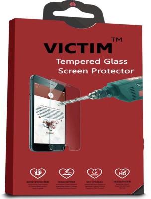 Victim Tempered Glass Guard for Mi Redmi Note 2