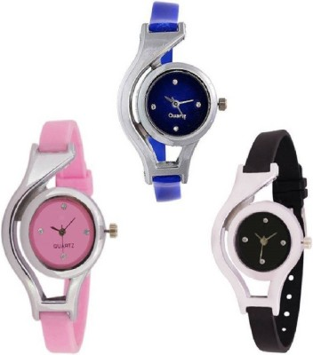 RD YTR GT56E-LE-Chain Watch - For Boys (Pack of 2) Watch  - For Men & Women