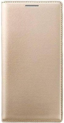 XOLDA Flip Cover for MOTOROLA MOTO G5S Gold