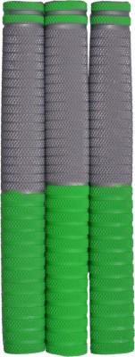 Pioneer Grey Green Bat grip Dry Feel(Green, Grey, Pack of 3)
