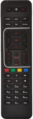 RL Sons. Digital TV HD Airtel Digital TV Remote Controller Black