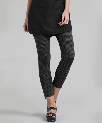 Biba Legging(Black, Grey, Houndstooth)