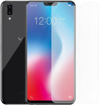 Case Creation Tempered Glass Guard for Vivo V9(Pack of 1)