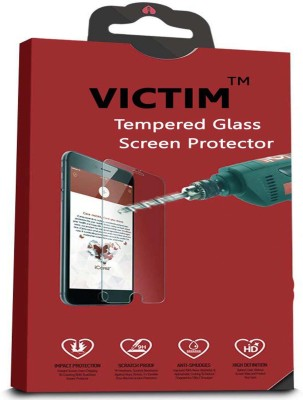Victim Tempered Glass Guard for Samsung Galaxy A5 2016 Edition