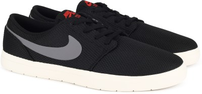Nike SB PORTMORE II ULTRALIGHT Sneakers For Men(Black) 1