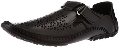 Bata BONUS Monk strap shoes For Men(Black) at flipkart