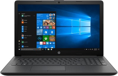 HP 15q Ryzen 3 Dual Core – (4 GB/1 TB HDD/Windows 10 Home) 15q-dy0004au Laptop(15.6 inch, Sparkling Black, 2.04 kg)