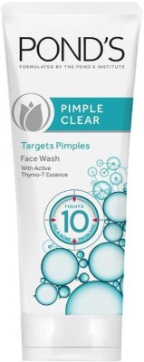 Ponds Pimple Clear Face Wash 100gm