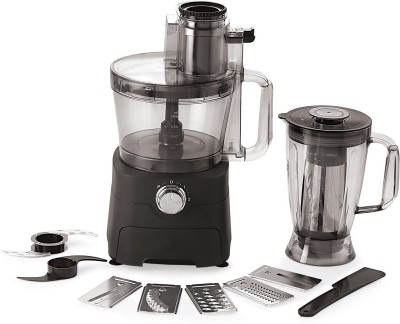 BMS Lifestyle FST-604 750 W Food Processor(Black) at flipkart