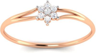 avsar Mayuri 18kt Diamond Rose Gold ring avsar Rings
