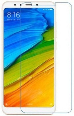 Fashion Way Tempered Glass Guard for Mi Redmi Note 5 Pro(Pack of 1)