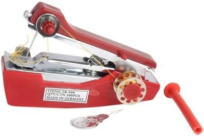 akhi mini hand sewing machine Manual Sewing Machine( Built-in Stitches 2)