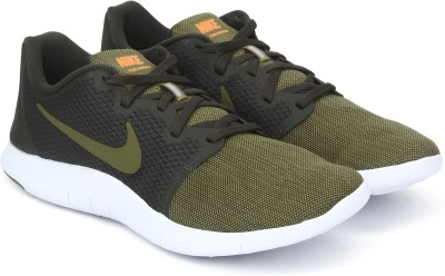 Nike FLEX CONTACT 2 Running Shoes For Men(Green) 1