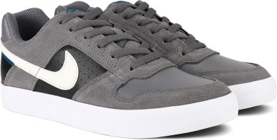 Nike SB DELTA FORCE VULC Sneakers For Men(Grey) 1