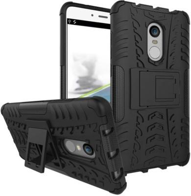 OPTEGIC Back Cover for Mi Redmi Note 4 Black