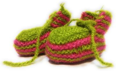 FCSS Booties(Toe to Heel Length - 8 cm, Multicolor)