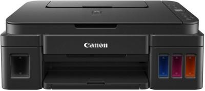 Canon PIXMA G2010 New Multi-function Black Printer