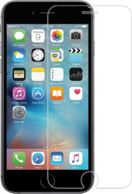 One Touch Tempered Glass Guard for Apple iPhone 6(Pack of 1)