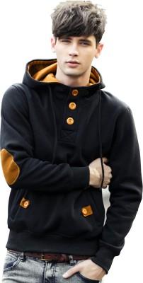Seven Rocks Full Sleeve Colorblock Men Sweatshirt