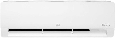 LG 1.5 Ton 5 Star Split Inverter AC  - White(JS-Q18HUZD, Copper Condenser)