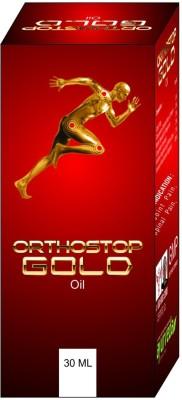 ORTHOSTOP GOLD OIL BODY PAIN RELIEF Liquid(150 ml)