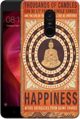 Fontura Back Cover for Mi Redmi Note 4 Multicolor