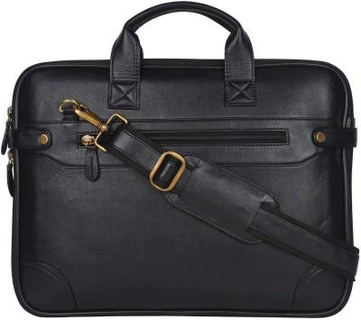 USL 15.6 inch Expandable Laptop Case Black