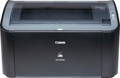 Canon LBP 2900B Single Function Printer(Black, Toner Cartridge)