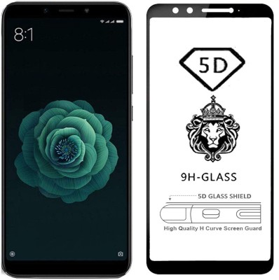 Shopsji Impossible Screen Guard for Impossible Glass, Screen Guard, 5D Impossible Glass for REDMI MI MAX 2(Pack of 1)