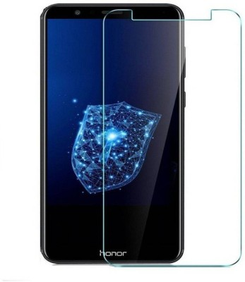 MudShi Tempered Glass Guard for Honor 7X(Pack of 1)
