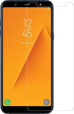 Fashion Way Tempered Glass Guard for Samsung Galaxy A6 Plus(Pack of 1)