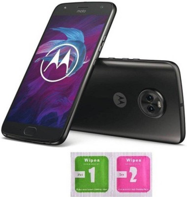 Dainty Tempered Glass Guard for Motorola Moto X4(Pack of 1)