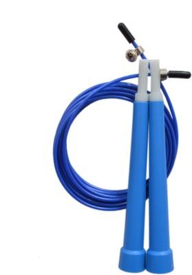 RIYAAN riyadwrop19/6 Speed Skipping Rope(Blue, Length: 300 inch)