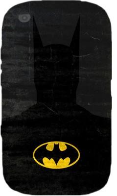 The Little Shop Back Cover for Blackberry Curve 9220(Shadow Batman, Grip Case, Silicon)