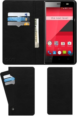 ACM Flip Cover for Xolo ERA 1X(Black, Cases with Holder)