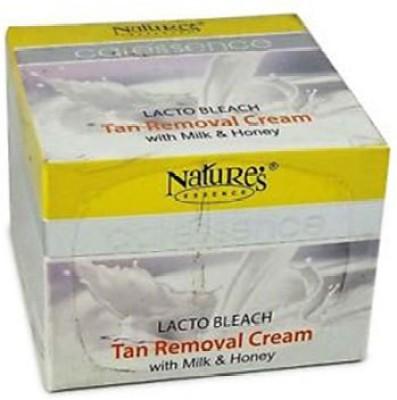 Nature's Lacto Bleach Tan Removal Cream(50 g)