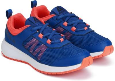 REEBOK Boys Lace Running Shoes Blue REEBOK Sports Shoes