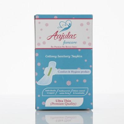 Aajula 0818 Sanitary Pad(Pack of 8)