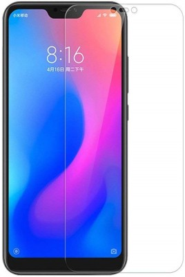 BigChoice Tempered Glass Guard for Mi Redmi Note 5 Pro(Pack of 1)