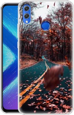 Flipkart SmartBuy Back Cover for Honor 8X(Multicolor, Shock Proof, Silicon)