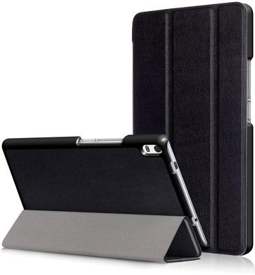 SPL Book Cover for Lenovo Tab 4 Plus 8 inch(Black)