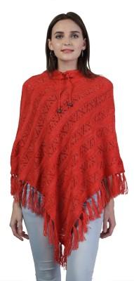 eWools 100% Wool (Soft & Warm) Poncho